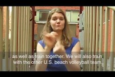 Send Charity to the 2013 Deaflympics!