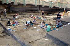 2014 Archaeology Field School