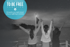 Abolition International's TO BE FREE Campaign