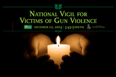 National Vigil for Gun Violence Victims