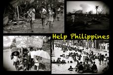Philippines Typhoon Victims