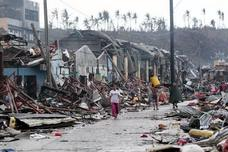 Yolanda Victims in Coron, Palawan