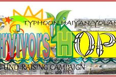 Typhoon Haiyan/Yolanda Survivors' Hope