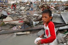 Stephanie's Typhoon Haiyan Mission