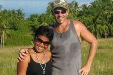 Ronny Bubble and Firie Jill Ramos