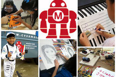 Summer Robotics and Coding Camps