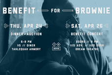 Benefit for Brownie