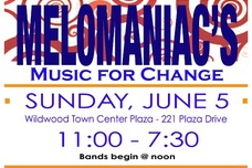 MELOMANIAC MUSIC FOR CHANGE