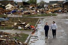 Oklahoma Tornado Victims