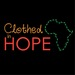 Clothed in Hope